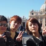 ②サンピエトロ大聖堂 (83)
