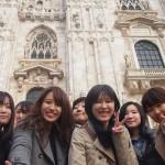 ③ミラノ大聖堂・ガッレリア (49)