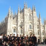 ミラノ大聖堂(北伊)