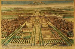 ヴェルサイユ宮殿庭園(仏)